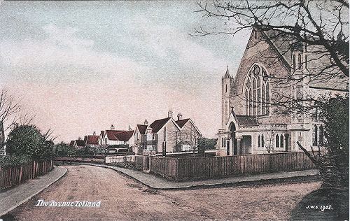 totland methodist church